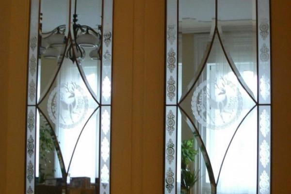 Fémsines ajtó 07