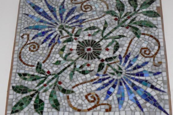 Mozaik munkák