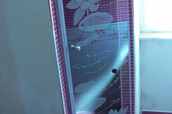 Zuhany kabin ajtó savmart üvegből