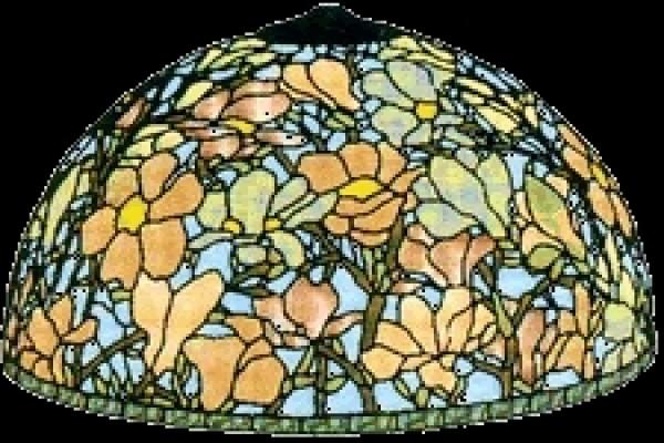 Tiffany lámpaminta 9