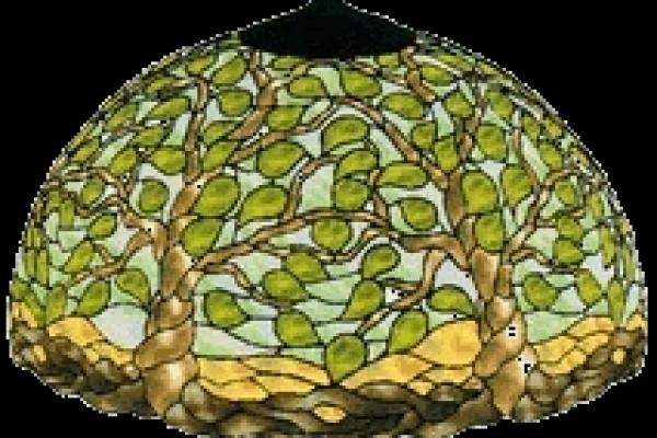 Tiffany lámpaminta 10
