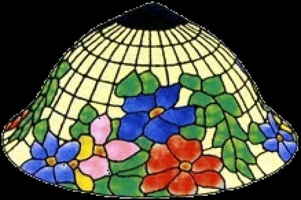 Tiffany lámpaminta 16