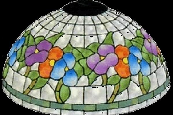 Tiffany lámpaminta 23