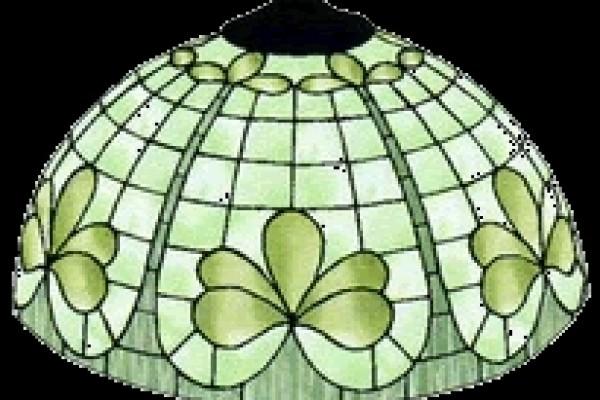 Tiffany lámpaminta 29