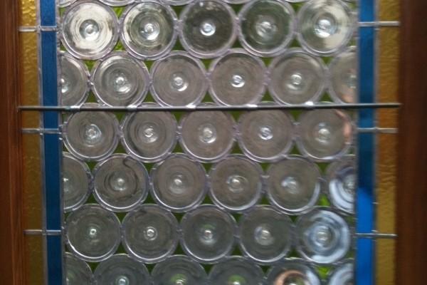 Ólmozott üvegbucnik