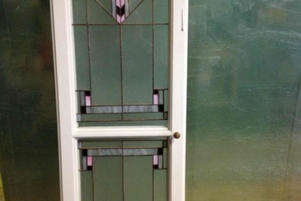 Tiffany üveg Lloyd Wright