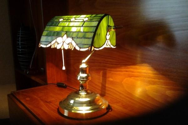Tiffany olvasó lámpák