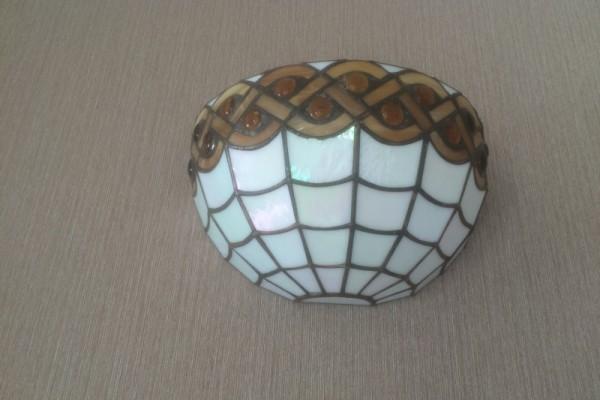 Tiffany fali lámpák